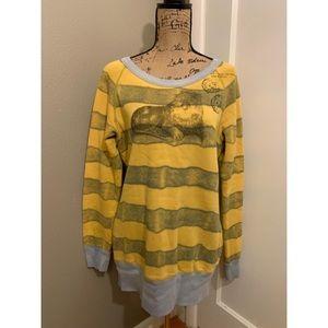 Free People Lion Sweater Tunic